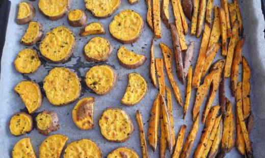 Meal Prep: Beef & Sweetpotatoe